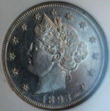 NGC Certified US Liberty Nickels (1883-1913)