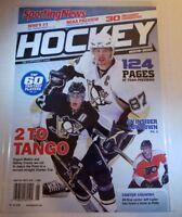 Sporting news Hockey Magazine 2009-10 Crosby/Malkin  Cover