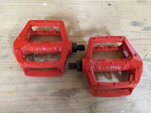 Wellgo LU- 313 Mountain Gravel BMX Bike Platform Flat Pedals