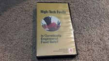 High Tech Foods Is Genetically Engineered Food Safe? VHS FFH10873