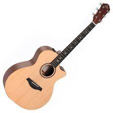 Sigma GMCE-1+ Electro Acoustic Guitar, Matte Natural