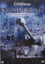 STALINGRAD - HITLERS WATERLOO  - DVD - B&W
