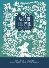Walk in the Park Note Cards: 10 Cards & Envelopes Artwork by Sarah Trumbauer