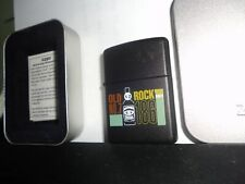 Zippo Lighter - Jack Daniels ROCK'N Since 1866 - Old No. 7 - Tennessee Whiskey