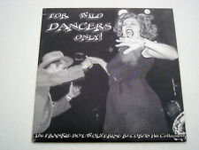 Various –CD-PROMO-COMPILATION: For Wild Dancers Only!- Swingbeat, Punk, Ska