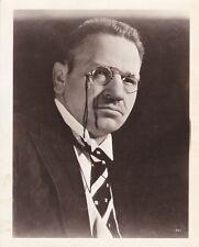 WALLACE BEERY Vintage 1932 HURRELL Stamped GRAND HOTEL MGM DBW Portrait Photo