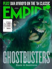 EMPIRE Magazine June 2016 GHOSTBUSTERS Warcraft THE SILENCE OF THE LAMBS Awards