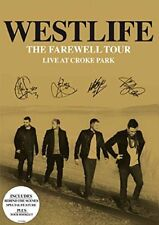 Westlife - The Farewell Tour Live at Croke Park 2012 [DVD][Region 2]