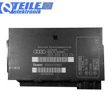 Komfortsteuergerät  Audi A4 B6, B7 8E0959433CN / 8E0 959 433 CN  TEMIC 0002729E5