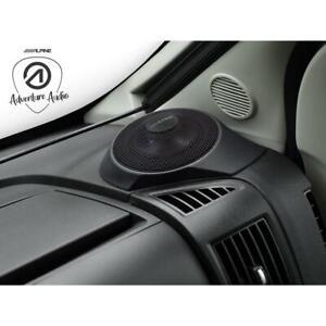 ALPINE SPC-R100-DU Lautsprecher Speakers Fiat Ducato 3 250+290 / Peugeot Boxer 2