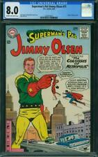 Superman's Pal Jimmy Olsen #77 CGC 8.0 -- 1964 -- Titano Origin #2026916012