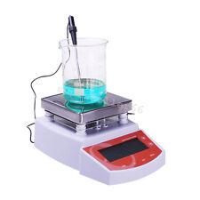 Digital largedisplay Hot Plate Magnetic Stirrer Electric Heating Mixer 400℃
