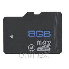 Tarjeta de Memoria SD SDHC 8GB Card  a1427