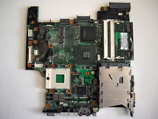 PLACA BASE DE PORTÁTIL IBM T60 CORE DÚO, CON PASSWORD.