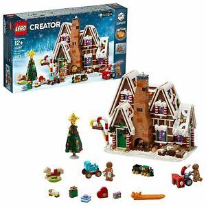 LEGO 10267 Creator Gingerbread House Officially Announced 1477 pieces