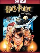 Harry Potter and the Sorcerers Stone (HD-DVD, 2007)