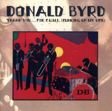 DONALD BYRD - Thank You..For F.U.M.L. - Vinyl LP Album - Jazz - ELK 52 097