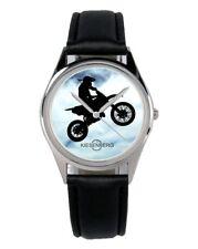 Motocross Enduro Geschenk Fan Artikel Zubehör Fanartikel Uhr B-2096