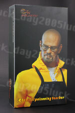 WOLFKING Chemical poisoning teacher Walter White 1/6 Action Figure