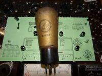 Röhre Valvo H4128D Tube 8 mA Valve auf Funke W19 geprüft BL-1805