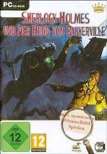 PC Computer Spiel * Sherlock Holmes und der Hund der Baskervilles *******NEU*NEW