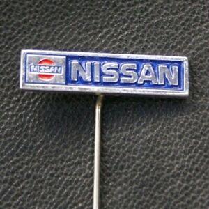Motoring Stick Pin Badge NISSAN LOGO