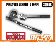 TOLEDO 301036 - PIPE/TUBE BENDER - 320MM - COPPER BRASS ALUMINIUM MILD STEEL
