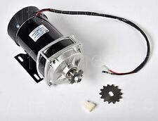 650W 36 V DC electric motor f Quad Trike Go-Kart DIY ZY1020ZXF gear reduction