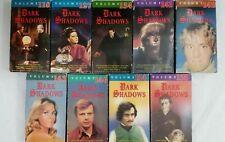 Dark Shadows Episodes 118,127,134,141,142,143,1 46,154&155 Vhs (Lot Of 9)