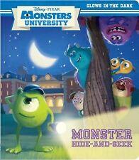 Monster Hide-and-Seek (Disney/Pixar Monsters University) (Glow-in-the-Dark Board
