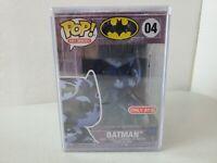 Funko Pop! Batman #04 Art Series Target Exclusive