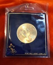 WALT DISNEY WORLD COIN 1971-1991 20 MAGICAL YEARS NEW IN ORIGINAL SLEEVE/COVER