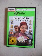 Geheimakte Tunguska (PC, 2013, DVD-Box) - Action Abenteuer Topspiel Kultspiel