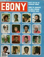 EBONY MAGAZINE 1978-CICELY TYSON-NICHELLE NICHOLS-GRIER-JOHN SCOBELL UNION SPY