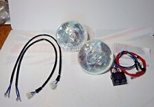 Halogen Lighting Conversion Kit Headlight Headlamp Triumph TR3 TR3A TR4 TR4A TR6