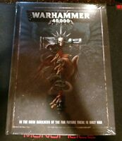 Warhammer 40k 8th Edition Hardcover Rulebook from Dark Imperium