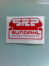 SRP Sundall  Red Honda ATC Reproduction Decal Stickers 250R 350X 70 200X