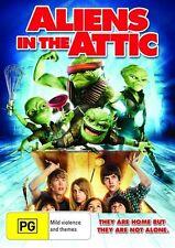 Aliens In The Attic (DVD, 2010) NEW R4