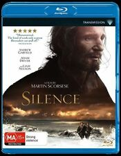 Silence (Blu-ray, 2017)