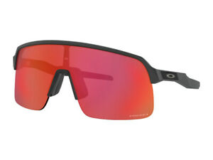 OAKLEY SUTRO LITE Matte Carbon Prizm Trial Torch 9463-0439 UNISEX SUNGLASSES New