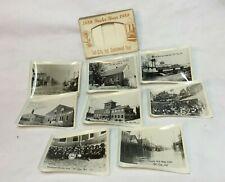~ 1958 Tell City Indiana Centennial Photo Postcard Pack Souvenir