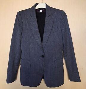 STELLA MCCARTNEY Blazer Wool Blazer size 40 womens