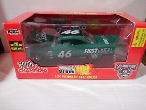 Racing Champions Stock Rods First Union '62 Bel Air #51 1:24 Scale 051921DMT2