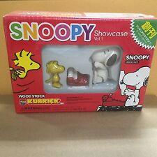 """Medicom Peanut Snoopy Showcase Vol.1 Boxset """"Woodstock & Snoopy"""""""