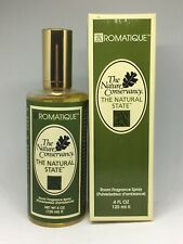 Aromatique Natural State Decorator Room Fragrance 4 Oz Pump In Glass