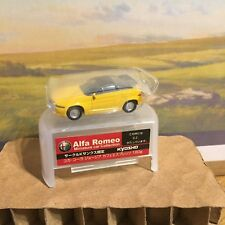 Kyosho Miniature car collection 2 Alfa Romeo S. Z. 1/100