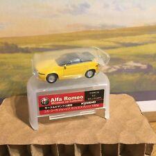 Kyosho Miniature car collection 2 Alfa Romeo S. Z. 1/100
