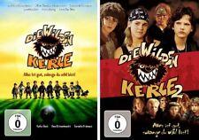 2 DVDs * DIE WILDEN KERLE - KINOFILM 1 + 2 IM SET # NEU OVP §