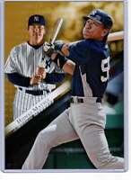 Hideki Matsui 2019 Topps Gold Label Class One 5x7 Gold #71 /10 Yankees