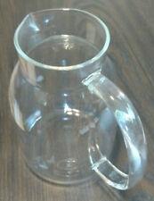 Clear Glass Pitcher -- 1 Quart -- Decorative for Kitchen